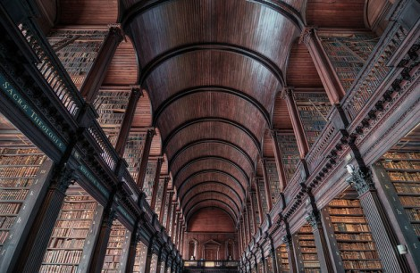 Rob Hurson, Convergence, Long Room, Trinity College