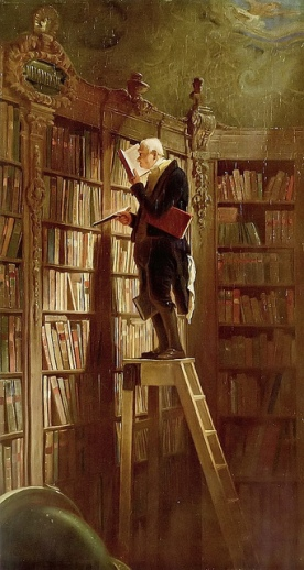 Source: wikipedia.org : https://commons.wikimedia.org/wiki/File:Carl_Spitzweg_021.jpg