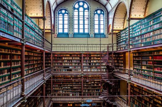 Serge, Rijksmuseum library