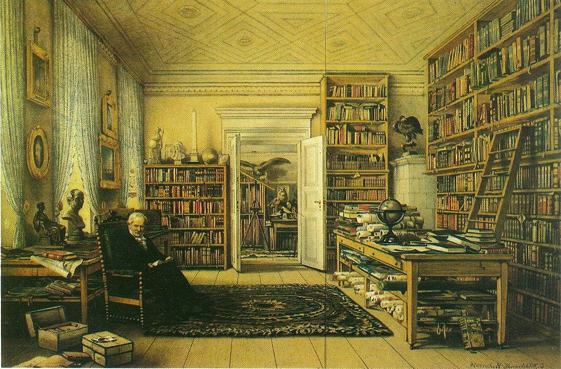 Von Eduard Hildebrandt - Magazin GEO Nr. 21980, S. 50, scanned by UserMattes, Gemeinfrei, httpscommons.wikimedia.orgwindex.phpcurid=26390837