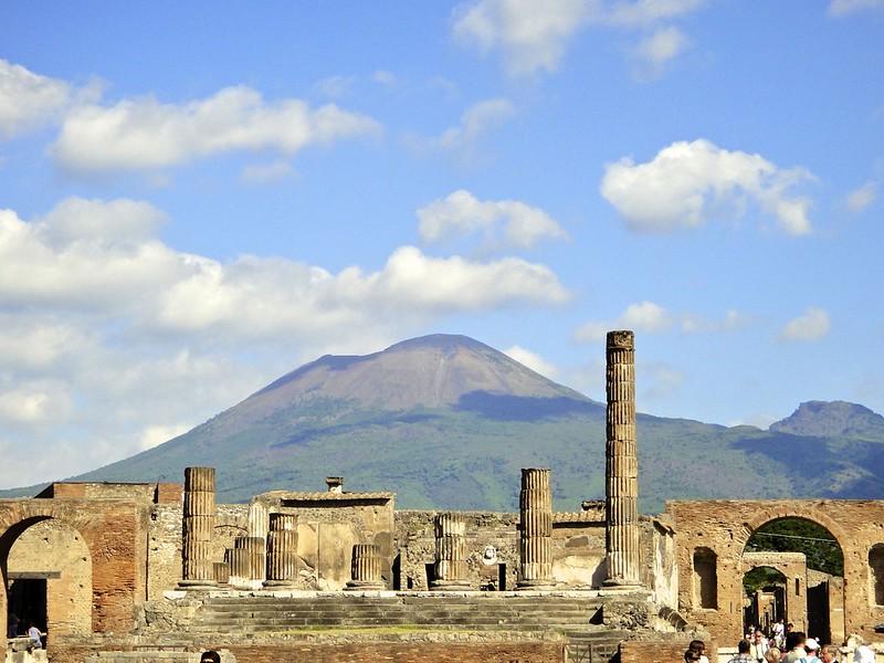 Mark Vuaran Pompeii